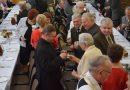 wigilijne spotkanie seniorów 2017 - wigilia