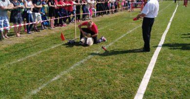 Zawody Sportowo-Pożarnicze Młodzieżowych Drużyn Pozarniczych