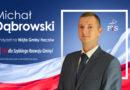 Kandydat na Wójta Gminy Haczów Michał Dąbrowski