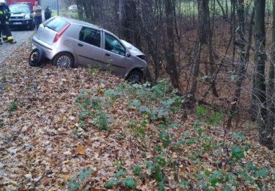 2 groźne wypadki w kilka godzin na terenie Haczowa